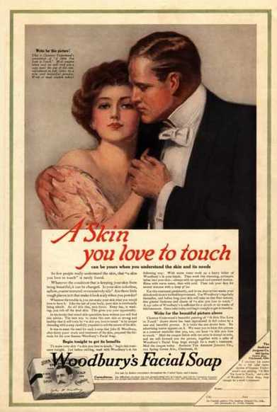 Most sexually suggestive ads